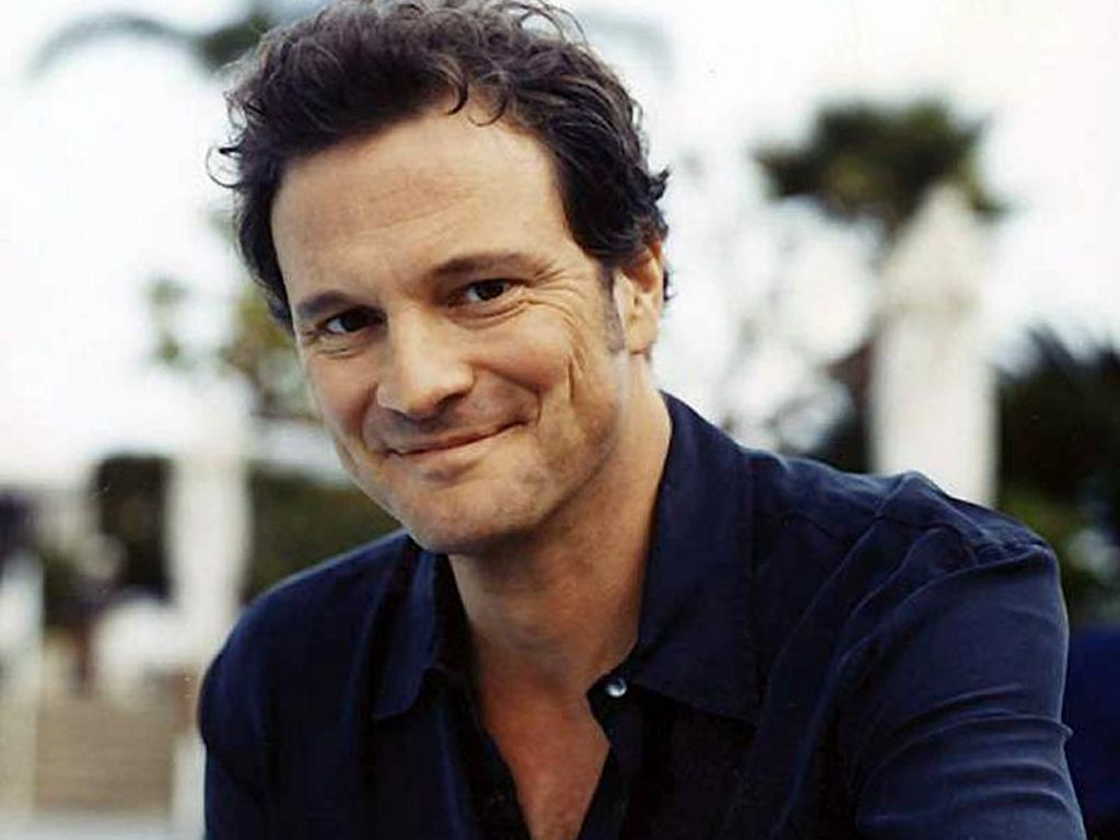 I LOVE COLIN FIRTH!!! ...