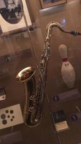 Bill Clinton's Sax